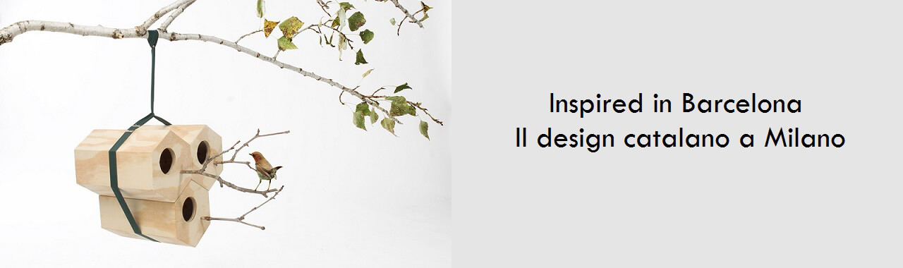 Inspired in Barcelona: il design catalano a Milano