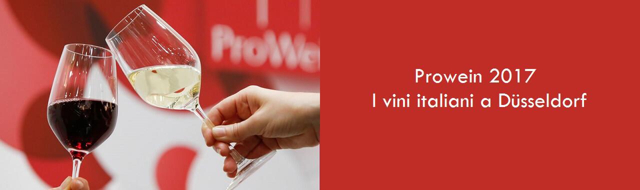 Prowein 2017: i vini italiani a Düsseldorf