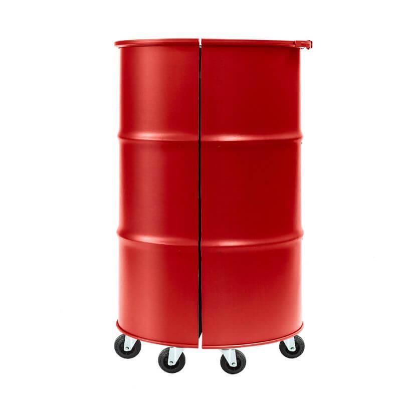 L 39 outdoor di barrel12 il fascino dell ecodesign cucine d for Nuovi vecchi piani domestici