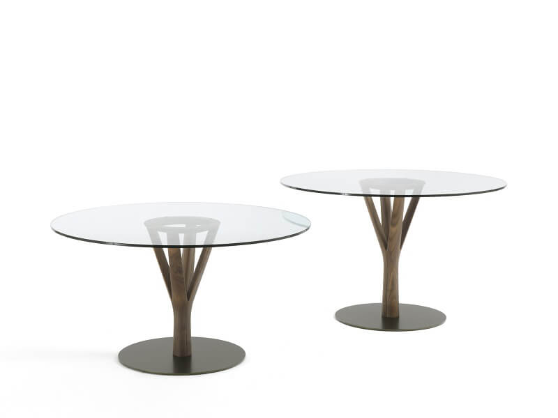 TIMBER table collezione seventeen porada