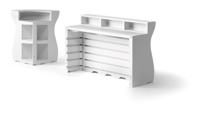 plust collection bartolomeo desk