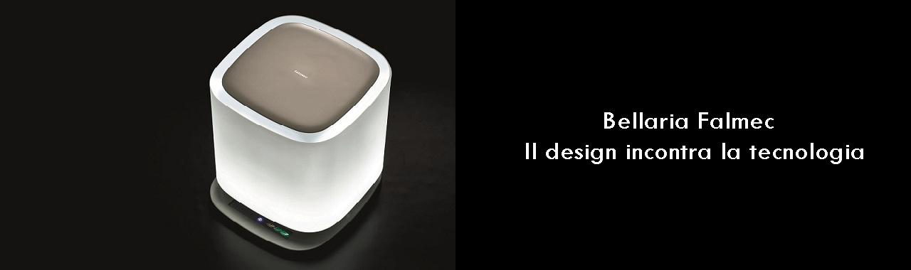 Bellaria Falmec: il design incontra la tecnologia