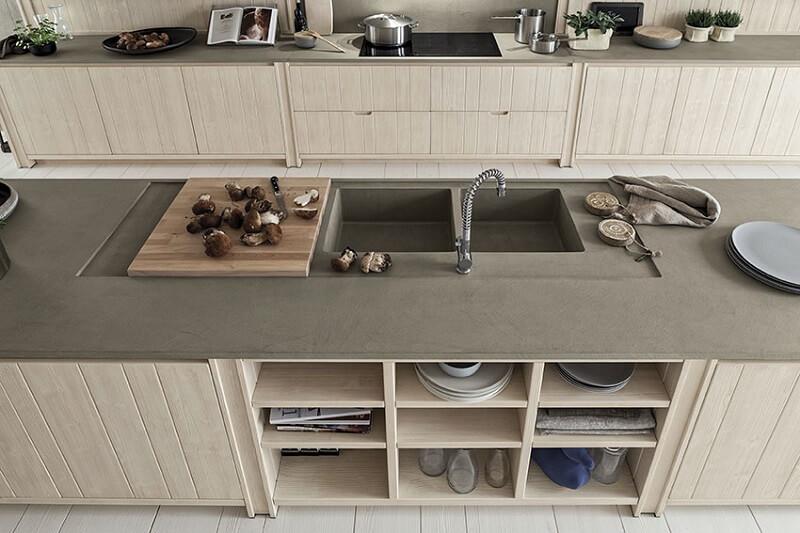 Cucine in legno Maestrale m01