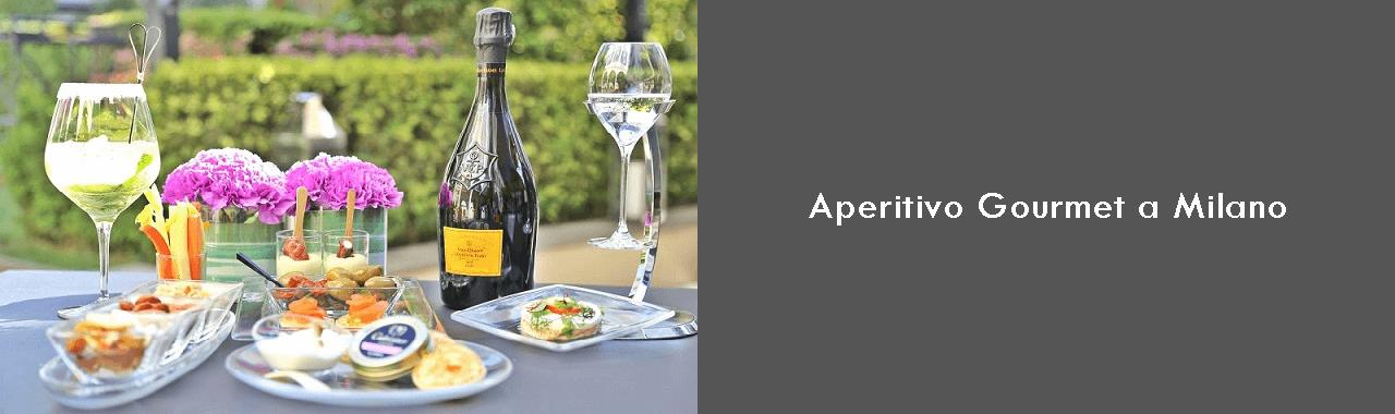 Aperitivo Gourmet a Milano