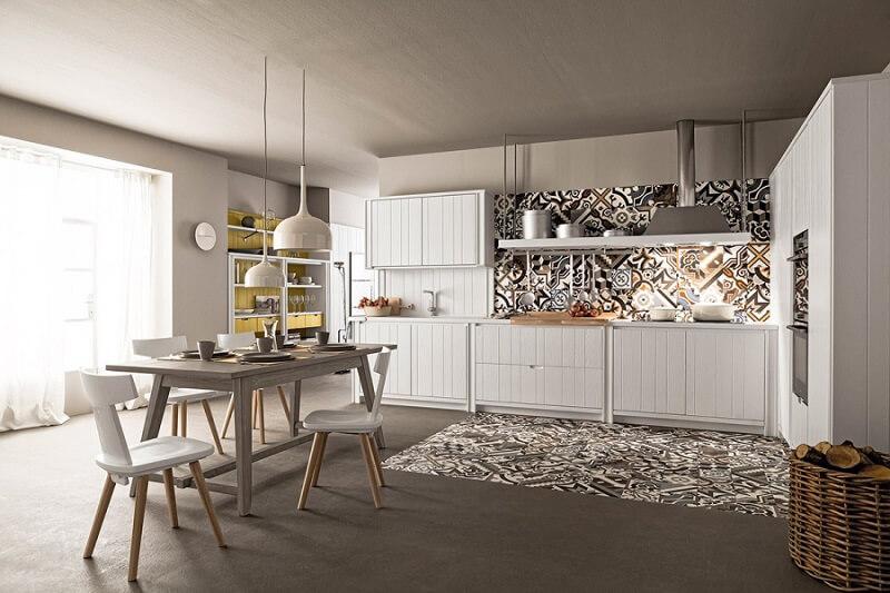 Cucine in legno Maestrale m04