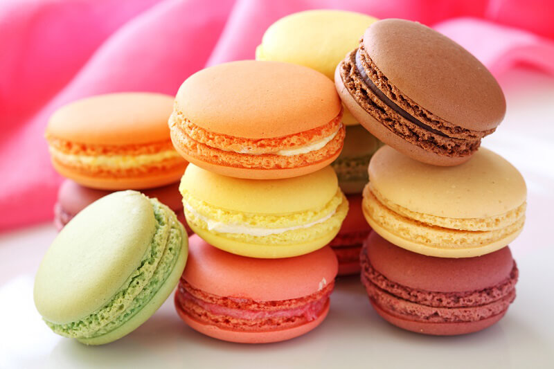 world pastry stars macarons