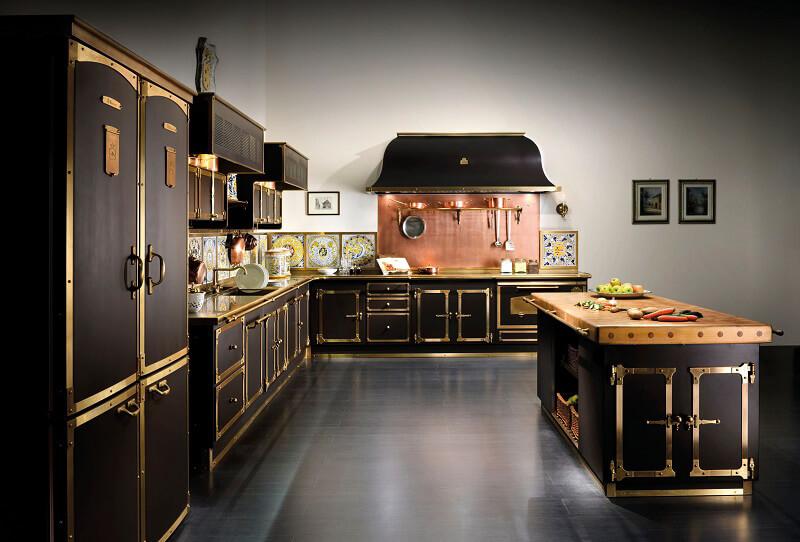 Officine Gullo: nuovo monomarca a Mosca Cucine d\'Italia