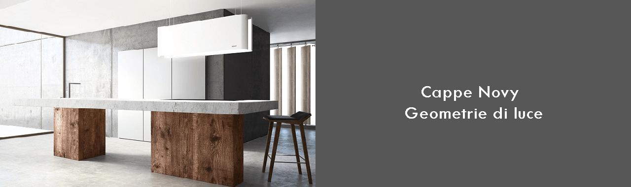 Cappe Novy: geometrie di luce