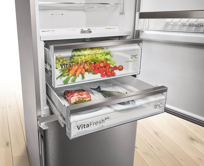 Tecnologia al servizio degli alimenti: i nuovi frigo-congelatori ...