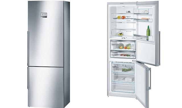 Tecnologia Al Servizio Degli Alimenti: I Nuovi Frigo Congelatori NoFrost  Bosch Cucine Du0027Italia