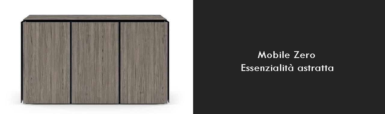 Mobile Zero: essenzialità astratta
