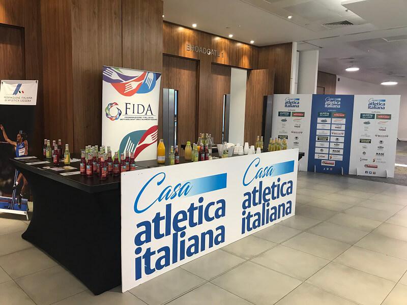 casa atletica italiana
