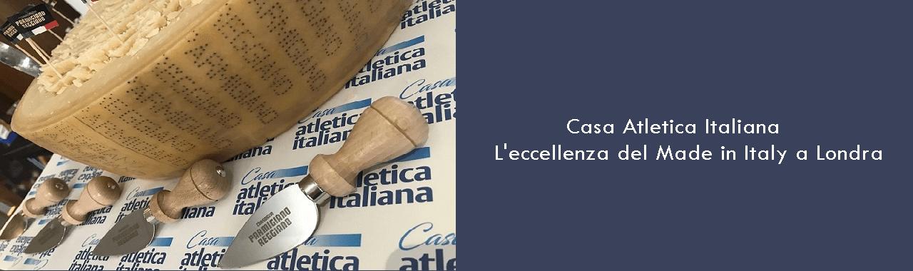 Casa Atletica Italiana: l'eccellenza del Made in Italy a Londra