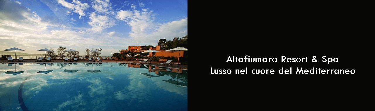 Altafiumara Resort & Spa: lusso nel cuore del Mediterraneo