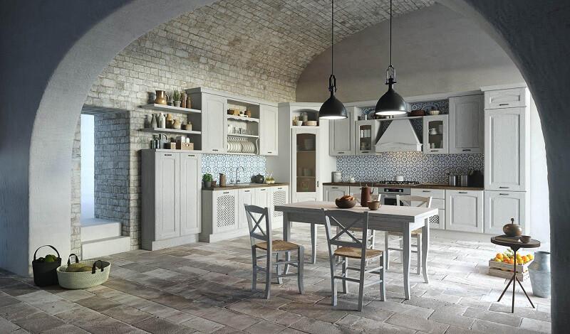 Trevi di aran cucine armonia tra uomo e natura cucine d - Aran cucine roma ...