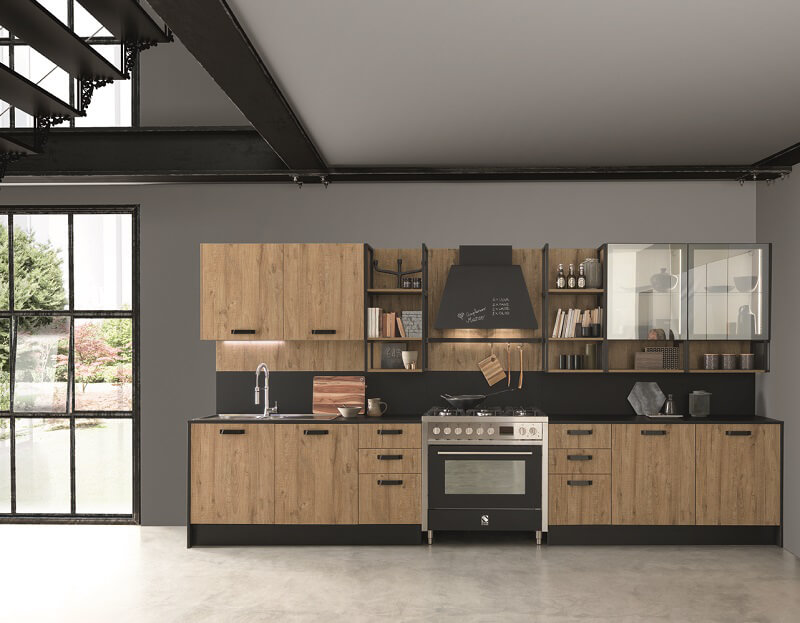 Awesome Febal Cucine Spa Pictures - Ideas & Design 2017 ...