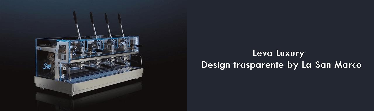 Leva Luxury: design trasparente by La San Marco
