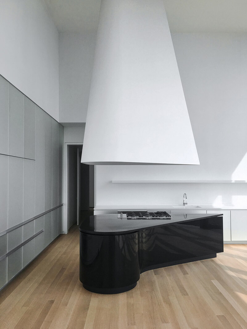 Cucine Dada Contract Division al 56 Leonard Street New York