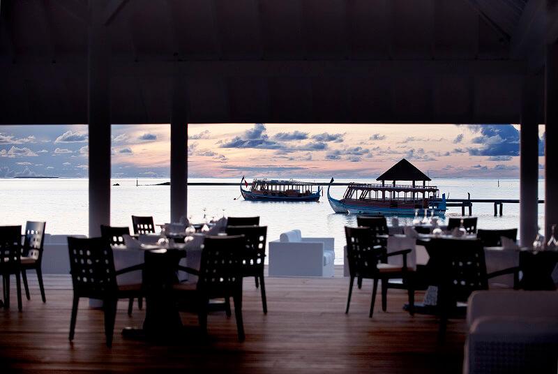 Andrea Berton al Diamonds Thudufushi