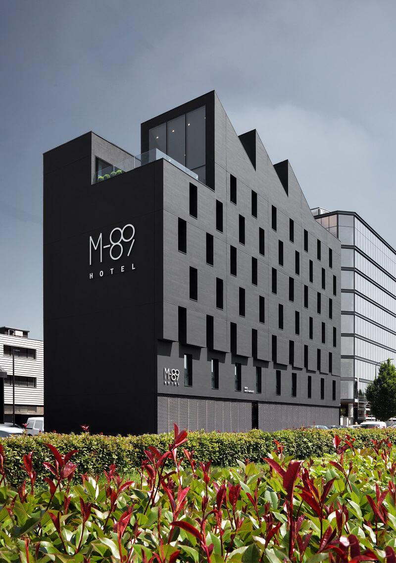 Ristorante all'M89 Hotel Piuarch