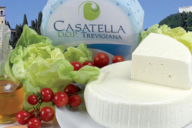 Casatella Trevigiana Dop