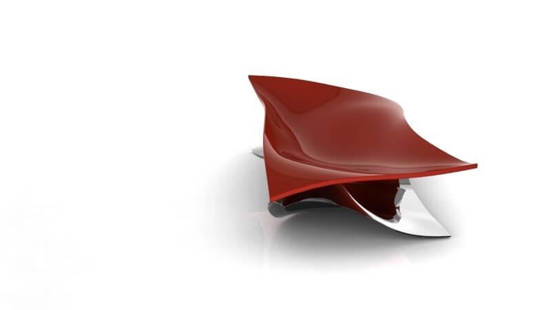 Centrotavola Bugatti Soffio