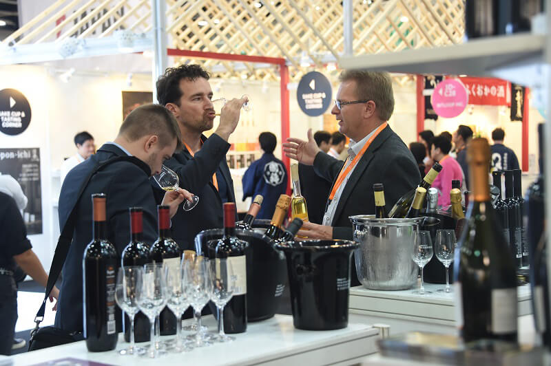 Vinitaly all'International Wine and Spirits Fair Hong Kong