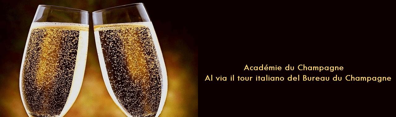 Académie du Champagne: al via il tour italiano del Bureau du Champagne