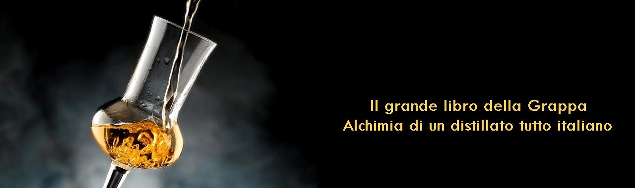 Il grande libro della Grappa: alchimia di un distillato tutto italiano