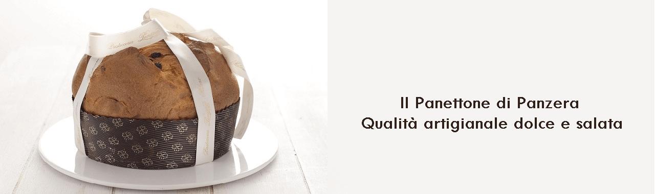 Il Panettone di Panzera: qualità artigianale dolce e salata