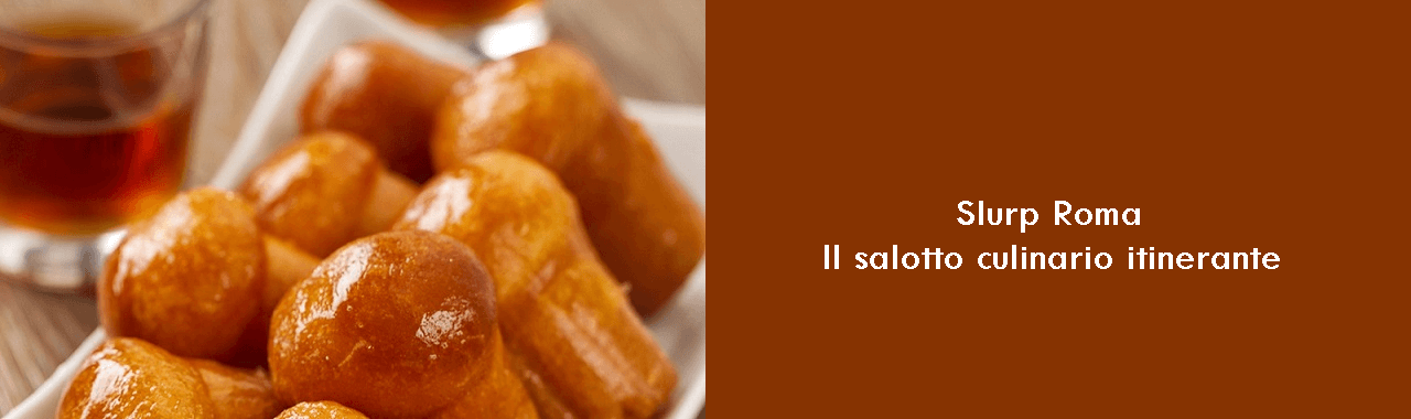 Slurp Roma: il salotto culinario itinerante