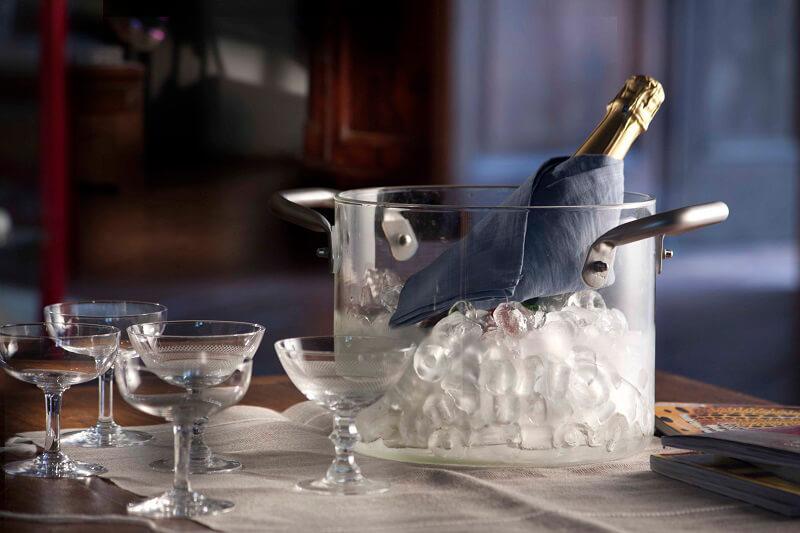 Idee regalo di Natale di KnIndustrie The Glass Pot