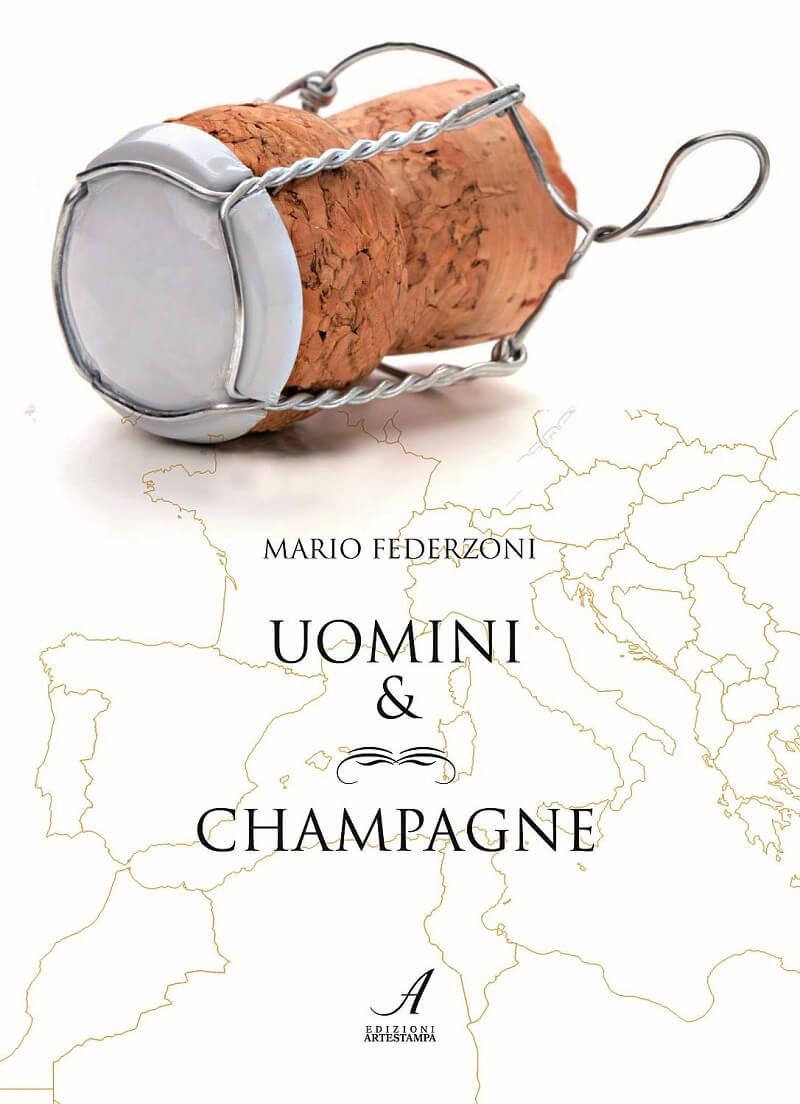 Libri food da regalare Uomini e Champagne