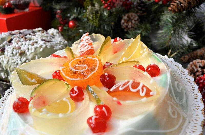 Natale di Ammu Cassata siciliana