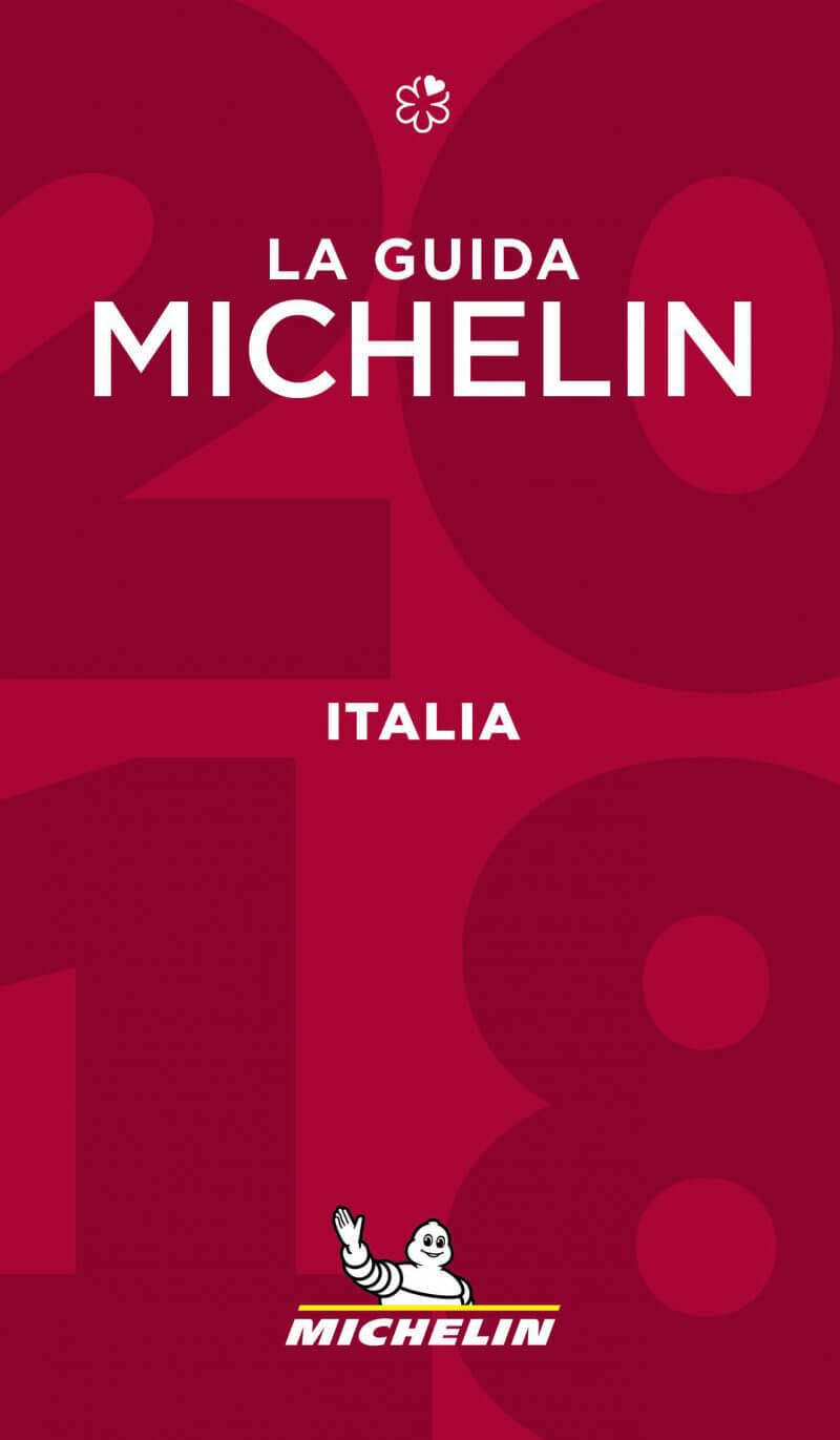 Guide Food and Wine Guida Michelin 2018