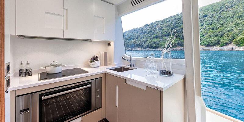 Cucine Ernestomeda Best Mega Yacht Kitchen Design Specialist