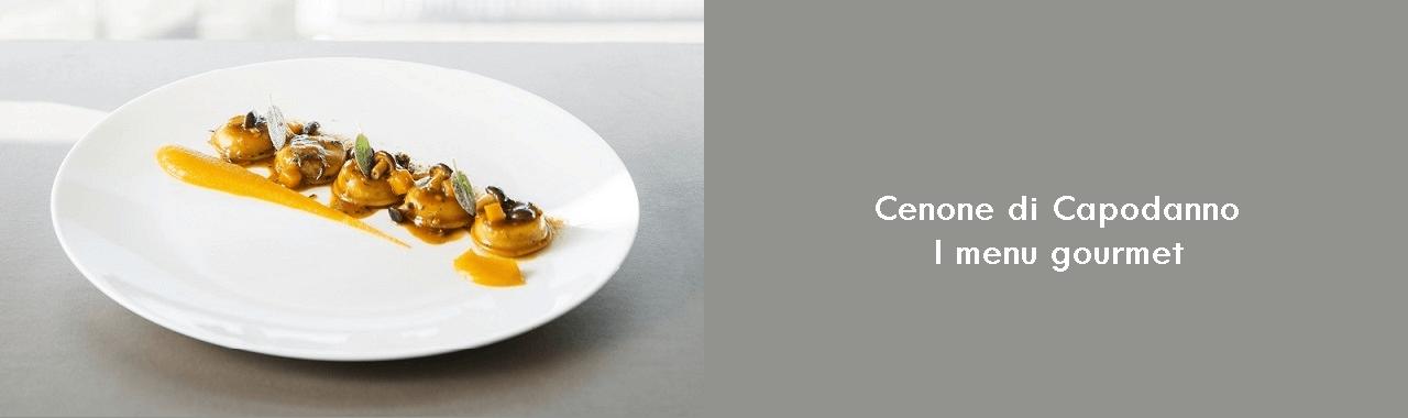 Cenone di Capodanno: i menu gourmet