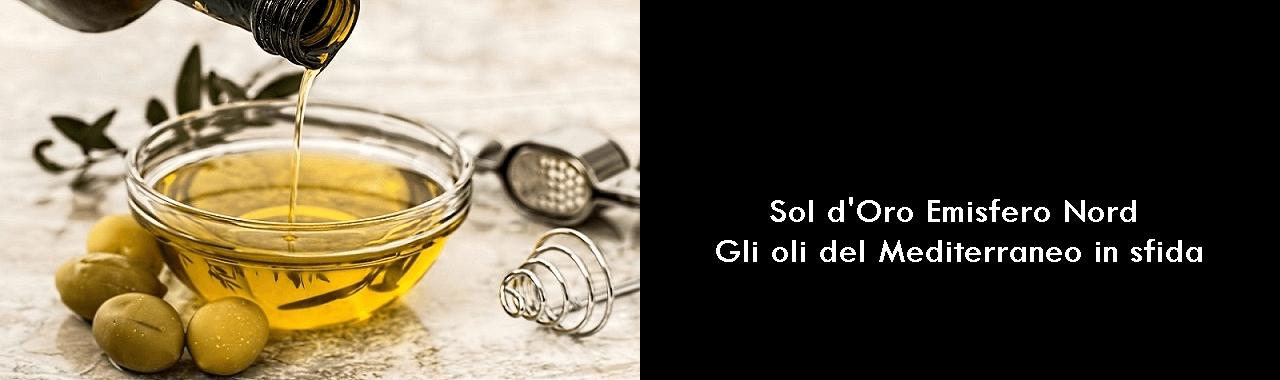 Sol d'Oro Emisfero Nord: gli oli del Mediterraneo in sfida a Veronafiere