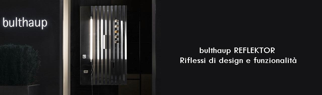 bulthaup REFLEKTOR: riflessi di design e funzionalità
