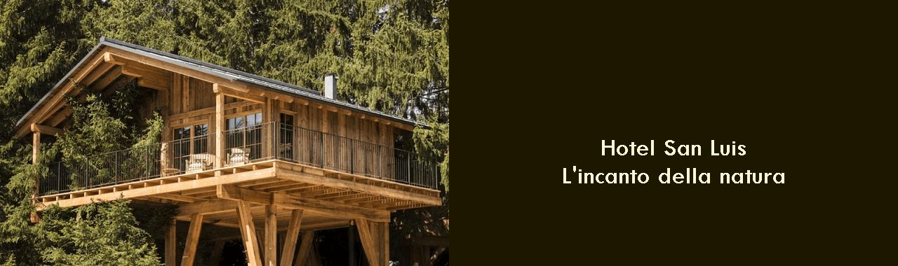 Hotel San Luis: l'incanto della natura