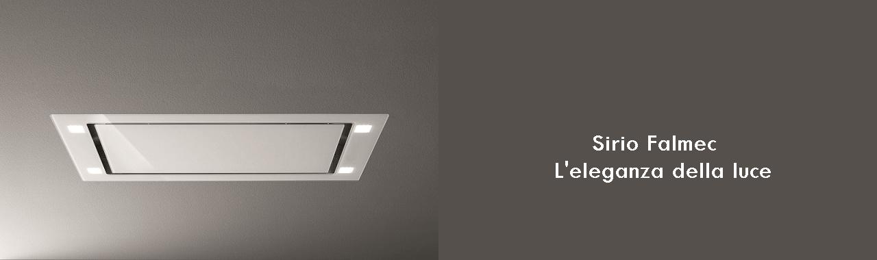 Sirio Falmec: l'eleganza della luce