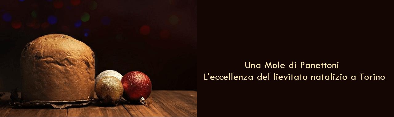 Una Mole di Panettoni: l'eccellenza del lievitato natalizio a Torino