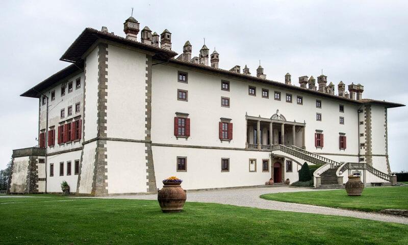 Chaîne Toscana Francigena