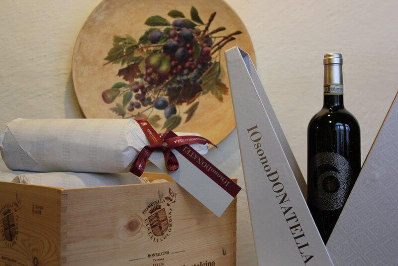 Brunello 2012 IOsonoDONATELLA