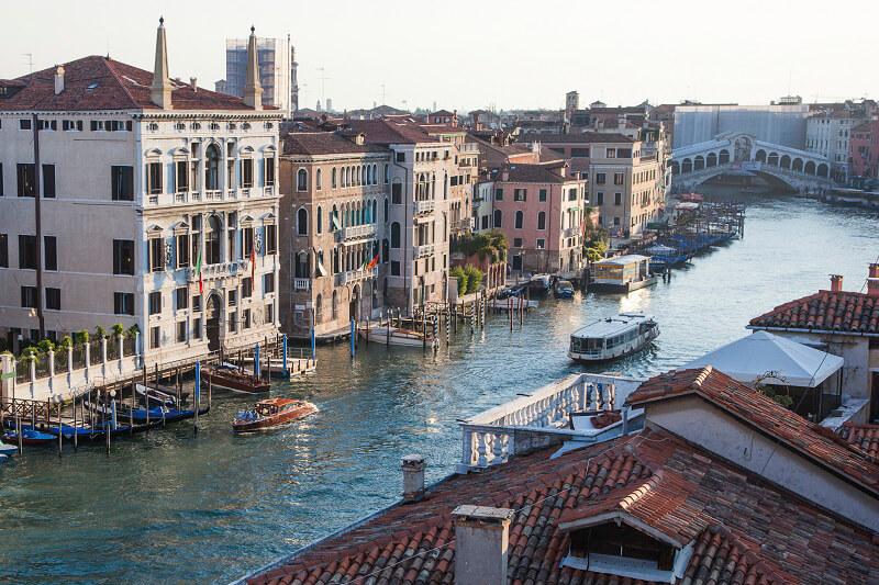 Musked Brunch Aman Venice