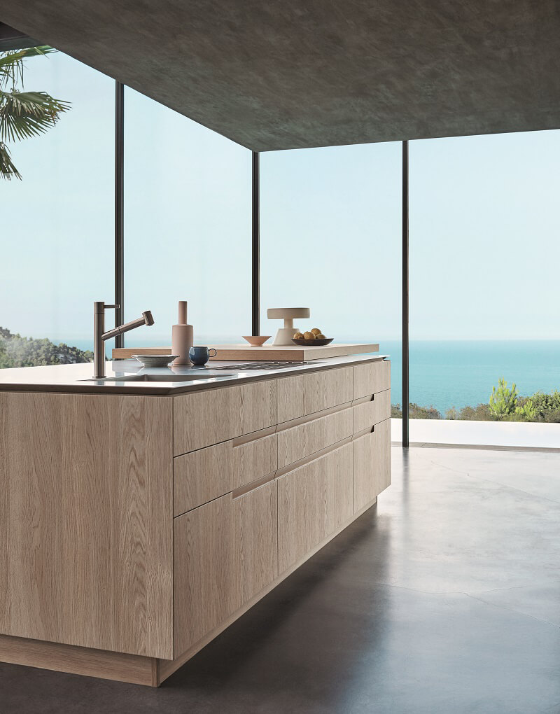 Cucina N_Elle di Cesar Rovere Nordico