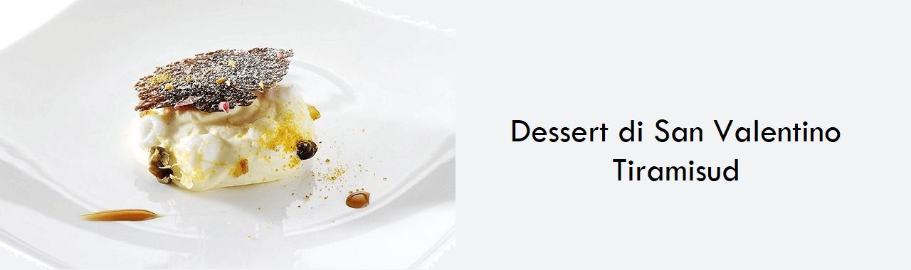 Dessert di San Valentino: Tiramisud