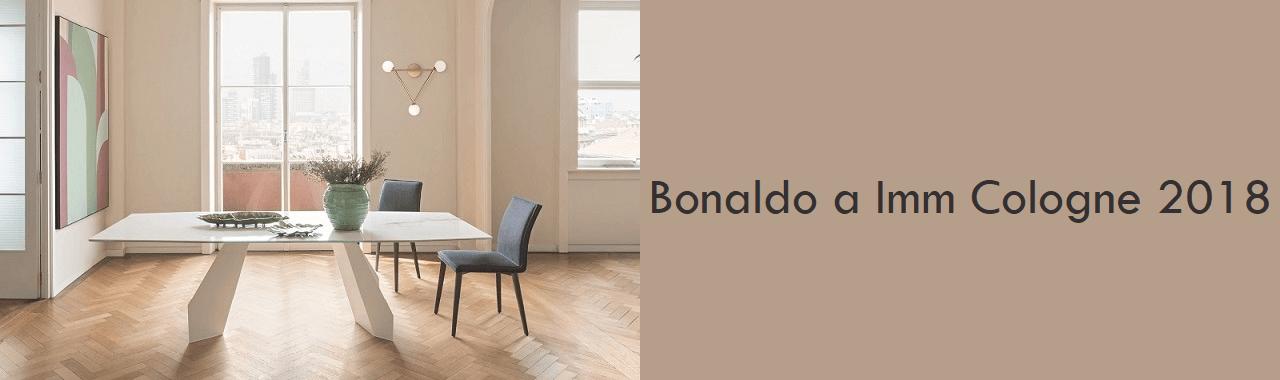 Bonaldo a Imm Cologne 2018