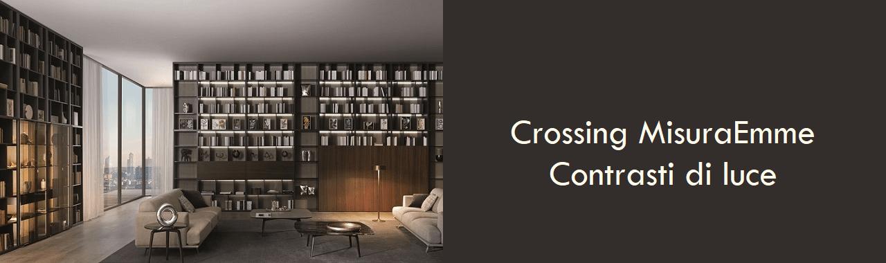 Crossing MisuraEmme: contrasti di luce