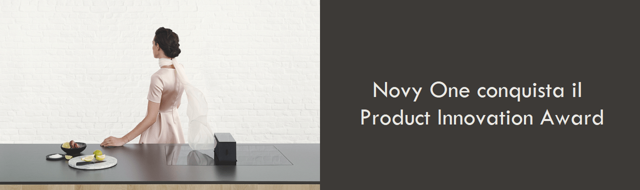 Novy One conquista il Product Innovation Award